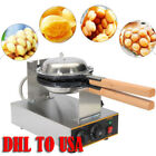 220V 1.4Kw Electric Egg Cake Oven Iron Nonstick Waffle Bread Baking Maker Machin