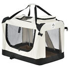 Hundetransportbox Hundebox faltbar Autotransportbox Katzen Hunde Box Sam´s Pet