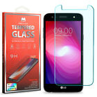 Tempered Glass Screen Protector for LG US701 X Power2 M327 X Charge Fiesta L64VL