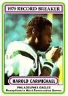1980 Topps Football Base Singles (Pick Your Cards) $0.99 USD