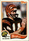 1982 Topps Football Base Singles #1-425 (Pick Your Cards) $0.99 USD on eBay