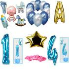 Cute Baby Round Letter Number Star Balloon Birthday Party Wedding B20E