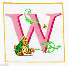 """3.5"""" Beatrix potter w mouse square nursery wall safe fabric decal cut character"""