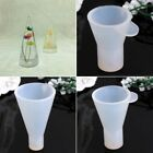 DIY Silicone Geometry Pendant Jewelry Making Cone Display Rack Resin Mould