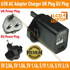 10W 5V 2A USB Power Supply AC Adapter Home Wall Charger For Smart Phones Device