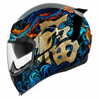 Icon Airflite Good Fortune Motorcycle Helmet - All Sizes