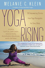 MELANIE C. KLEI-YOGA RISING  (UK IMPORT)  BOOK NEW