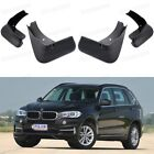 Mudflaps Splash Guard Fender Car Mudguard for BMW X5 w/ Running Boards 2014-2018