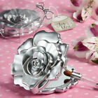 40-120 Realistic Rose Design Mirror Compacts - Wedding Shower Party Favors