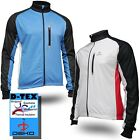 Warm Showerproof Windproof Cycling Jacket Fleece Lined for road & mountain bike