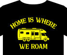 Motor home shirt campervan motorhome camper van awning table camping chair light