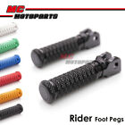 CNC Front Rider Foot Pegs POLE For Yamaha YZF R1 R1S 2016-2017 16 17