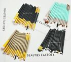 Beauties Factory 15pcs Everyday Makeup Brushes Set 4 Color For Eyeliner Lip 3063