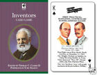 INVENTORS of THE WORLD Deck o PLAYING CARDS