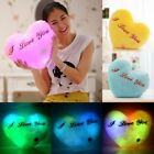 Hot Cute Star Love LED Light Pillow Colorful Light Wedding Birthday/Lovers Gift