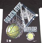 Vintage 90's Golden State WARRIORS Magic Johnson T's T-Shirt NWT NEW Old Stock
