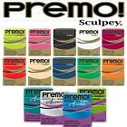 Premo & Accents Polymer Clay Sculpey Oven Bake Modelling for Fimo