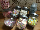 ASSORTED BUTTONS -BABY MIXES incl.Nursery Pink Blue - Buy 3 bags, Get 4th FREE