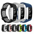 NEW Replacement Soft Sport Band Silicone Wrist Strap For Fitbit Charge 2 / 2 HR