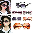 Retro Vintage Eyewear Oversized Women Fashion Designer Sunglasses Glasses New