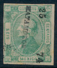 xu29 Mexico #93 6ctv 1872, Matamoros 25-74 better year Cons. Lt. Cnl. NF $13 low