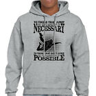 To Those That Jump Mens Funny Skydiving Hoodie Parachute Regt Free Fall Skydive