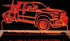 """Wrecker Tow Truck B Towing Edge Lit Awesome 21"""" Lighted S..."""