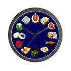 CafePress Sushi Wall Clock With Numbers Wall Clock (22455320)