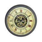 CafePress - Vintage Steampunk - Unique Decorative 10 Wall Clock