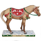 Enesco Trail of Painted Ponies MR. WINTER 4027278 6-Inch Horse Figurine NIB
