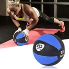4/6/8/10/12 lbs Yoga Fitness Practical Training Weighted Dynamic Medicine Ball image