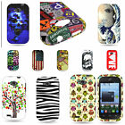 zte savvy cover - For ZTE Savvy Hard Plastic Slim Custom Design Snap On Cover Phone Case