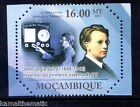 Mocambique MNH, John Logie Baird, Inventor of world's 1st practical Televis- S08