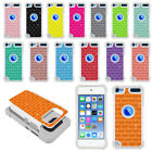 For Apple iPod Touch 5 5th 6 6th Gen Colorful Sparkle HYBRID Bling Case Cover