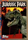 1993 TOPPS JURASSIC PARK  - PICK CHOOSE YOUR CARDS