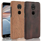 For Letv LeEco Le Pro3 AI Edition Le 2s Wood Texture PU Coated Hard case cover