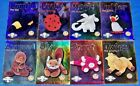 Ty S2 Silver Retired Lucky/Puffer/Sly/Snort/Twigs Lot 8 Beanie Cards Series II-2