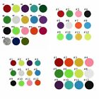 Essential Oil Diffuser Necklace Refill Pads For Aromatherapy Pendant Locket Lot