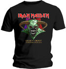 IRON MAIDEN Legacy Of The Beast European Tour 2018 T-SHIRT OFFICIAL MERCHANDISE