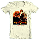 Goldfinger T-shirt James Bond 007 retro classic 1980's movie 100% cotton tee $33.33 CAD on eBay