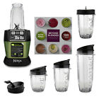 Nutri Ninja BL487 Auto iQ 1100W Personal Blender + Smooth Boost, Choice of Color photo