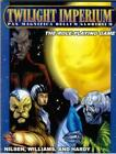 Fantasy Flight Sci-Fi RPG Twilight Imperium the Role-Playing Game SC VG+