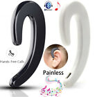 Women Men Bluetooth Headset Wireless Stereo Headphone Earphone Earbud Earpiece