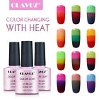 CLAVUZ Thermal Color-Changing UV LED Gel Nail Polish Soak of