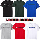 Champion Men's Classic Jersey Script T-Shirt Limited Edition GT280 (S-XL)