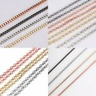 Charm Fashion Long Necklace Cut Short Rope Chain Men Women Jewelry Holiday New