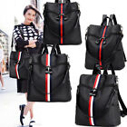 Women's PU Leather Satchel Shoulder Backpack School Rucksack Travel Bags Lot