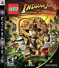 LEGO Indiana Jones: The Original Adventures (Sony PlayStation 3, 2008) complete