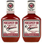 3 Pack Montgomery Inn BBQ Sauce 18 oz Each Get Any Barbecue Flavor in 1 Order