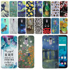 """For LG Stylo 4 Q710 L713DL 6.2"""" 2018 HARD Protector Back Case Phone Cover"""